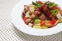 Salade de César Photo stock