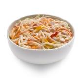 Salade de Capricciosa Images libres de droits