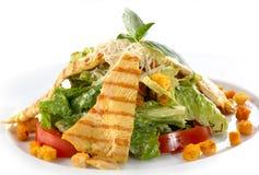 Salade de Cesar images libres de droits