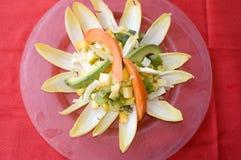 Salade de Colorfull Photos libres de droits