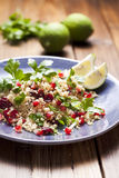 Salade de couscous photos stock