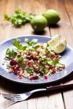 Salade de couscous photos stock