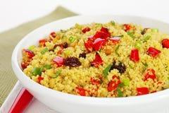 Salade de couscous Photos libres de droits