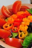 Salade de dîner Images stock