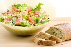 Salade de fiesta Photos libres de droits