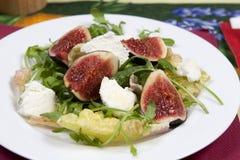 Salade de figue Images stock