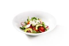 Salade de fraîcheur Photos stock
