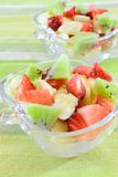 Salade de fruits Photographie stock