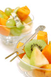 Salade de fruits images stock