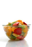 Salade de fruits Image stock