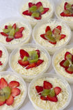 Salade de fruits délicieuse Image libre de droits