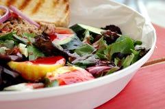 Salade de fruits de mer Image stock