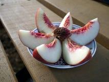 Salade de fruits fraîche Images libres de droits