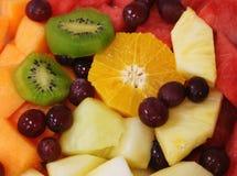 Salade de fruits mélangée Image libre de droits