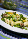 salade de gourmet d'asperge Photos stock