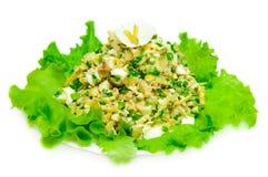salade de Haut-calorie image libre de droits
