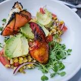 Salade de homard Image libre de droits