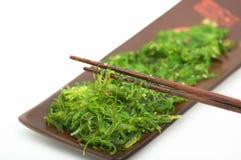 Salade de Japaneese Chuka Photographie stock libre de droits