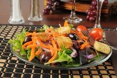 Salade de jardin photo stock