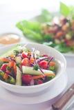 Salade de jardin photographie stock libre de droits