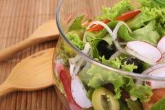 Salade de jardin Photo libre de droits