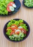 Salade de légume de mélange Photos stock