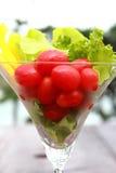 Salade de légumes Image libre de droits