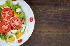 Salade de légumes Photos stock