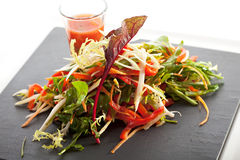 Salade de légumes Images libres de droits