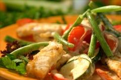 Salade de la Turquie Images stock
