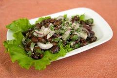 Salade de Lobio Images stock