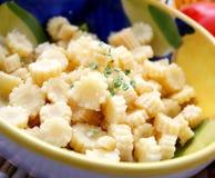 Salade de maïs Image stock