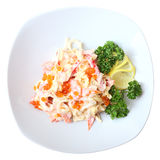 Salade de Nemo Image stock
