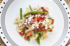 Salade de pâtes photos libres de droits
