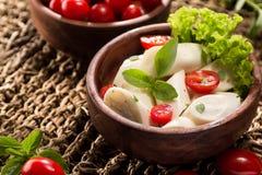 Salade de Palmetto Image libre de droits