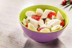 Salade de Palmetto Photos libres de droits