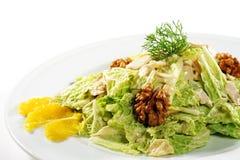 salade de plaque Image libre de droits