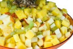 Salade de plat Images libres de droits