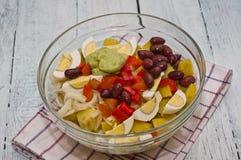 Salade de pomme de terre Photographie stock libre de droits