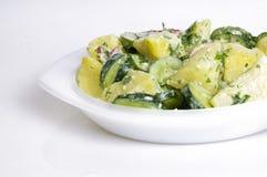 Salade de pomme de terre. Photos stock