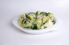 Salade de pomme de terre ....... Images libres de droits