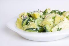 Salade de pomme de terre ......... Photos stock