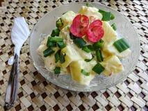 Salade de pomme de terre Photos libres de droits