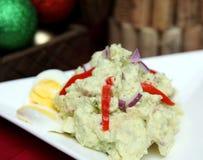 Salade de pommes de terre Photographie stock libre de droits