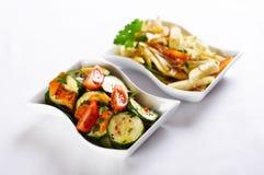Salade de potiron Photos libres de droits
