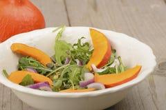 Salade de potiron Photographie stock libre de droits