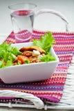 Salade de poulet Photo libre de droits