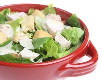 salade de poulet ceasar photos libres de droits
