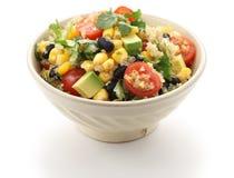 Salade de quinoa Photo stock