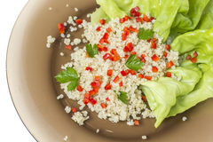 Salade de quinoa Images libres de droits